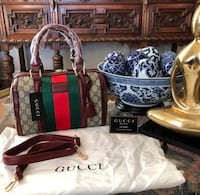 Gucci Doctors Bag 25cm, Top Grade Quality Orangeville, L9W 2P2