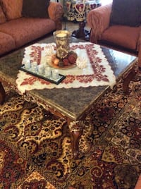 Marble coffee table  Toronto, M3A 2S9