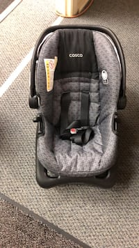 gray and black Cosco convertible infant car seat Dover, 19901