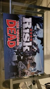 The Walking Dead Risk Board Game Brantford, N3S 2J4