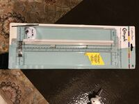 Scrap booking cutter used once Innisfil, L9S