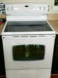 Maytag Radiant Electric stove Canton