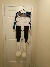 Captain Rex costume size large Warrenton, 20186