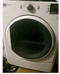 white front-load clothes washer Indianapolis