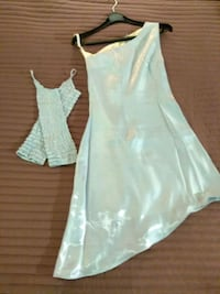 Used tailor-made pearl dress, size XS Toronto, M1B 2H9
