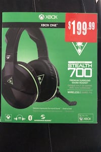 Turtle Beach Stealth 700 Gaming Headset Xbox & PlayStation Compatible Toronto, M8V