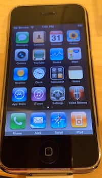 iPhone 1st Generation 8GB AT&T Baldwin, 21013