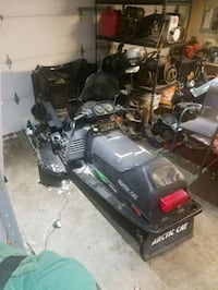 91 Arctic cat snowmobile eltigre ext