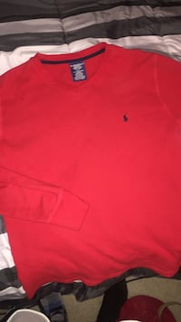 Polo thermal sweater  Cary, 27519