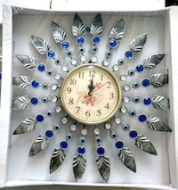 New Sealed Wall Clock with 45 cm in diameter  Markham, L6G 0E8