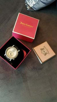 Gorgeous Crystal juicy Couture watch