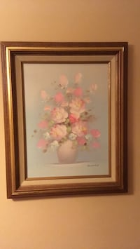 Enderby Painting in frame
