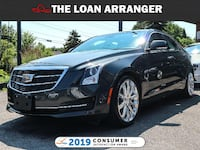 2015 Cadillac ATS with 51,868km and 100% Approved Financing Toronto