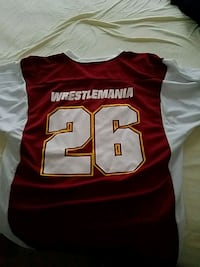 Wrestlemania Jersey. New Bedford