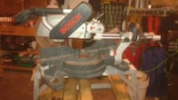 black and red miter saw Calgary, T2Y 3L1