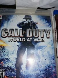 Call of Duty Black Ops PS3 game case Sun Prairie, 53590