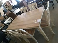 Dining table with 6 chair clearance Phoenix, 85018