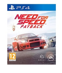 Need For Speed Payback Ps4 Çaycuma, 67900