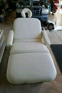 white and gray car seat Stow, 44224