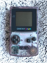 Atomic Purple Game Boy Color Washington, 20008