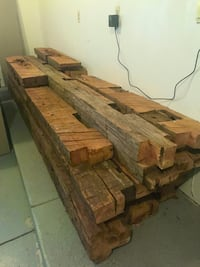Reclaimed Wood Timbers South Euclid, 44121