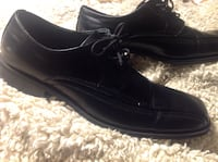 pair of black leather dress shoes Jacksonville, 32244