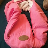 Pink cozy cover carseat cover rain snow Mansfield, 02048