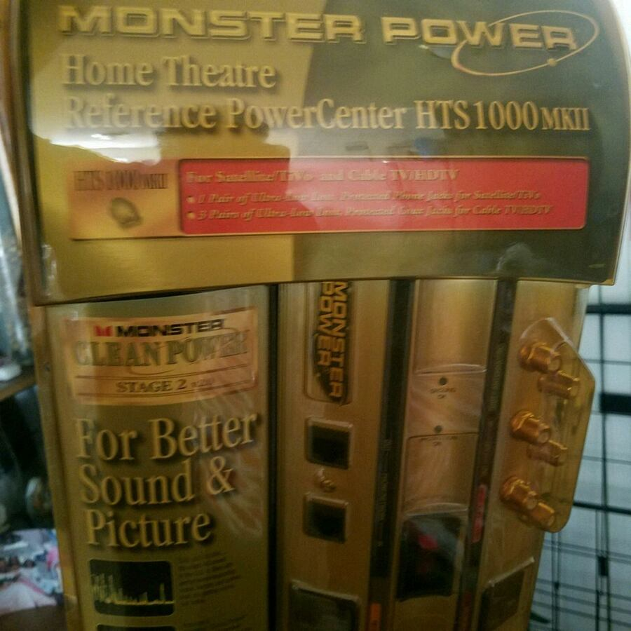 monster power strip stage 2 new