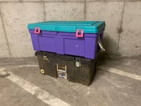 2 utility containers both  Charlotte