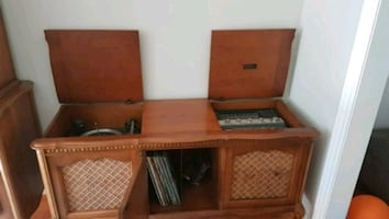 RCA Vintage Stereo System