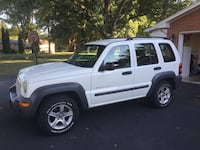 2003 Jeep Liberty Frederick
