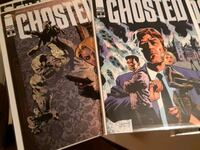 Ghosted comics 1&2 Mississauga, L4Z 3T2