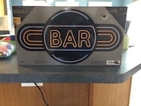 New in box neon bar sign Hagerstown, 21740