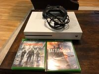2 TB Xbox One S w/ 2 games  Lincoln, 68516