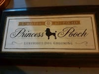 Princess pooch plaque  Whitby, L1N 8X2
