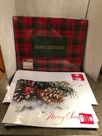 Lot of 8 Brand New Large Christmas Gift Boxes Price is for All Manassas, 20112
