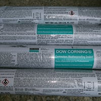 Water proofing sealant $4 each 22 available Toronto, M3A 2R8