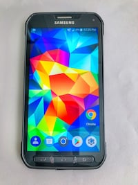 Unlocked Galaxy S5 Active 2295 mi