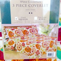 $$85$$ NEW COverLET SET Montréal, H1K 2X9