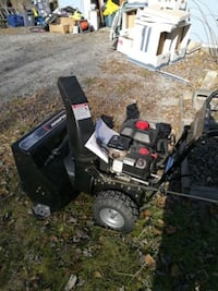 Nearly new snow blower. Used once last yr. Moving! Martinsburg, 25401