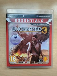 Juego Uncharted 3 PS3 Madrid, 28043