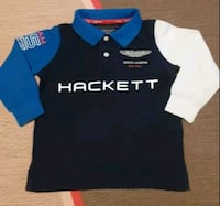 Polo hackett talla 2 años,impecable  València, 46014