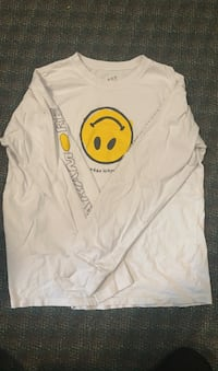 PARAMORE - FAKE HAPPY LONG SLEEVE *FROM THE TOUR