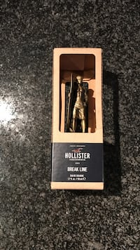 50ml hollister breakline men's cologne Kitchener, N2H