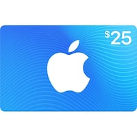 25$ itunes giftcard Waterloo, N2L 5A7