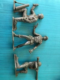 Rare 80's toy soldiers