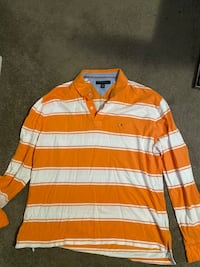 Tommy Hilfiger long sleeve polo  Winnipeg, R3Y 0P1