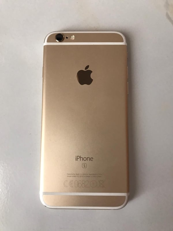 İphone 6s Gold 2ee87079-b1c4-49b8-be70-04f4a73bf093