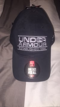 Under armour hat never worn tags still attached , V4V
