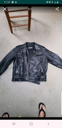 Authentic leather jacket  Framingham, 01701